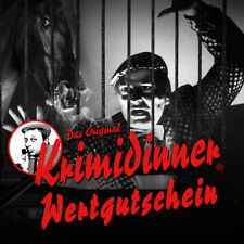 Das Original KRIMIDINNER® - Der Teufel der Rennbahn in Essen - Gutschein