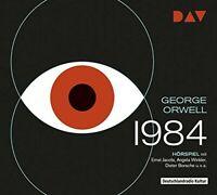 GEORGE ORWELL: 1984  2 CD NEW