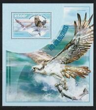 NIGER 2014 BIRD STAMPS OSPREYS SS MNH - BIRDL607