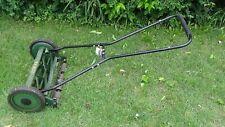 """Walk Behind Reel Mower Ll Bean 17"""" Manual Push Lawn Yard Lawnmower w/ 5-Blades"""