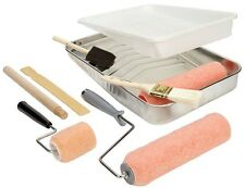 Linzer RS 411 0900 Threaded End Paint Roller Kit, 11 Piece