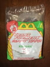 "1997 MCDONALD'S Happy Meal Toy TRANSFORMERS BEAST WARS ""SCORPONOK"" #4, NIP"
