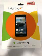 "New sealed! LG Optimus F6 4GB 4.5"" display QuadBand 4G GSM Smartphone"