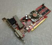 256MB ASUS ATI Radeon X550 EZ R37L DVI VGA AGP Graphics Card