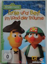 Sesamstraße - Ernie und Bert im Land der Träume DVD 1 13 Folgen 78 MIn