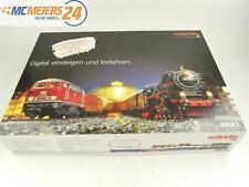 E176 Märklin H0 29845 Startset 29-tlg. Personenzug + Güterzug + Gleise / Digital
