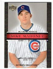 Mike Mahoney 2002 Ultimate Collection Rookie Card #66