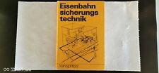 Buch Eisenbahnsicherungstechnik transpress Arnold