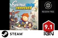 Scribblenauts Unmasked [PC] Steam Download Key - FAST DELIVERY