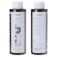KORRES SHAMPOO ALOE AND DITTANY FOR NORMAL HAIR 250ML