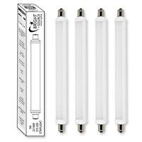 4x 5w 6w LED 221mm S15 Strip light 3000k Warm 4000k Cool White Replaces 30w 60w