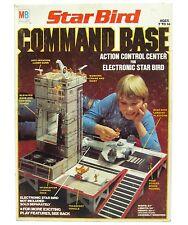 Vintage 1970's MB Star Bird Command Base Space Launchpad Playset Mint Unused MIB