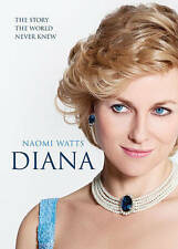 Diana/Naomi Watts/Naveen Andrews/Charles Edwards/new dvd