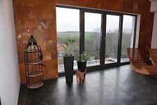 10m² Wanddesign Wandgestaltung Rost Vintage Retro Wanddeko