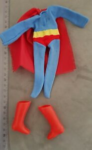 Superman Action figurine Outfit