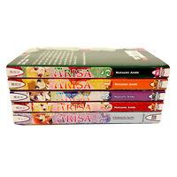 Lot of Manga Books-ARISA  by Natsumi Ando-VOLUMES 1-5 - 1,2,3,4,5 - ARISA