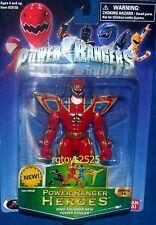 "Power Rangers Dino Thunder 5"" Triassic Ranger New Heroes Series 16 Factory Seal"