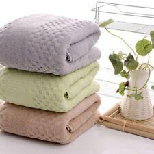 Cotton Bath Towels Extra Large Sauna Terry Big Bath Sheets 2pcs 90X180cm 900g