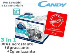 DISINCROSTANTE SGRASSANTE X LAVATRICE LAVASTOVIGLIE  originale Candy 35601768