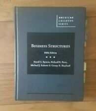 Business Structures 5th Ed. by Epstein, Freer, Roberts, & Shepherd