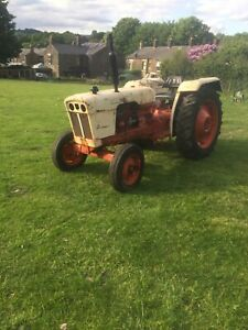 david brown 885 tractor antique ideal project