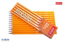 Berol Mirado Pencil 2H 12 Pack S0379890 Writing Pencils Quality Stationery Draw