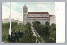 St. Mary's Roman Catholic Church—Calgary Alberta—Antique Priests 1908