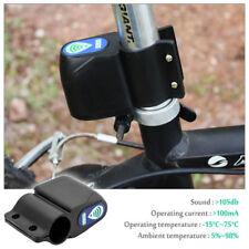 Alarmanlage Vibration Alarm Sirene mit Fernbedienung für Fahrrad Bike Roller