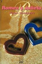Romeo y Julieta by William Shakespeare (2000, Paperback)