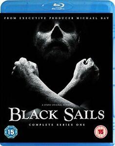 Black Sails: Season 1 [Blu-ray] [DVD][Region 2]