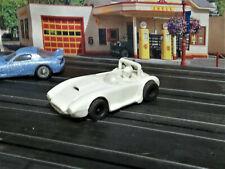 custom resin cast AC Cobra slot car body reproduction