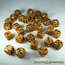 Unusual Playing Dice 14mm - Ideal Warhammer 40K / LOTR / Age of Sigmar D3