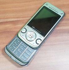 Sony Ericsson  Walkman W760i - Rocky Silver (Ohne Simlock) Handy
