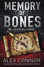 Memory of Bones, Connor, Alex, Used Excellent Book