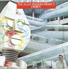 I Robot by The Alan Parsons Project (CD, Oct-1990, Arista)