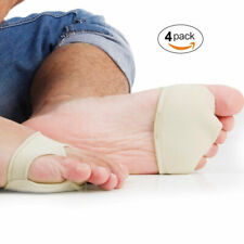4 Pack Mortons Neuroma Cushion Pedimend Metatarsal Foot Pad Metatarsalgia Insole
