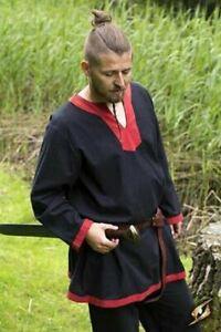 Medieval Tunic renaissance Larp Shirt SCA Costume Viking COSPLAY