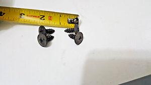 toyota lexus fender mud guard screws 90168a0003  9016460024 90164-60024 qty4 c39