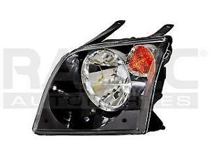Left Headlamp Assembly For Ford Ecosport (Depo) 2007-2004