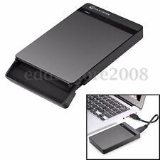"MantisTek 2.5"" USB 3.0 Enclosure External SATA SSD HDD Hard Drive Enclosure Case"