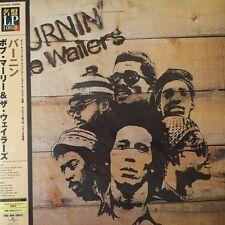 Bob Marley & The Wailers - Burnin'(200g LTD. Vinyl LP), Japan  UIJY-9045