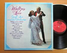 Waltzes Geoff Love & His Orchestra Music For Pleasure 1975 MFP 50192 NM/EX