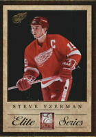 2011-12 Elite Series Steve Yzerman #3 Steve Yzerman - NM-MT