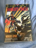 1994 WORLD'S FINEST #1-3  BATMAN / SUPERMAN ( PRESTIGE FORMAT )   DC