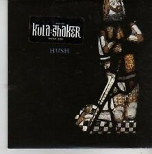 (BZ81) Kula Shaker, Hush - 1997 DJ CD