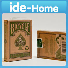 1x Bicycle Eco Poker Deck Playing Card - Recycle - NEW!