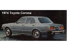 1974  Toyota Corona  Auto  Magnet