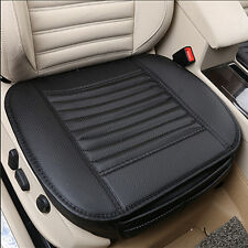Universal Car PU Leather Seats Protector Mat Seat Cover Pad Breathable Cushion