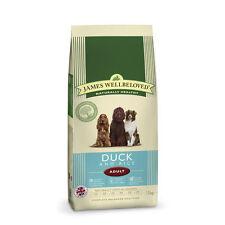 James Wellbeloved Duck & Rice Adult Dog Food 15kg