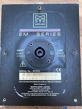 Martin Audio crossover very rare spare part (used)